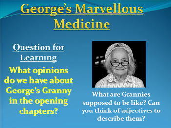 George's Marvellous Medicine - Assorted Resources