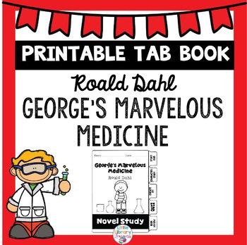 Roald Dahl George's Marvelous Medicine