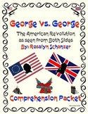George vs. George Comprehension Packet