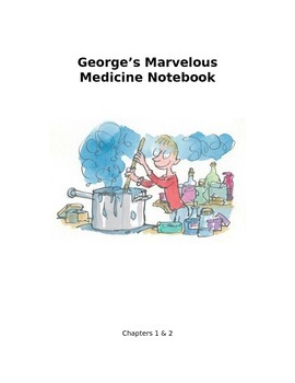 George's Marvelous Medicine Notebook