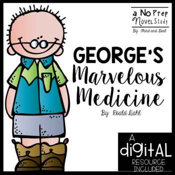 George's Marvelous Medicine