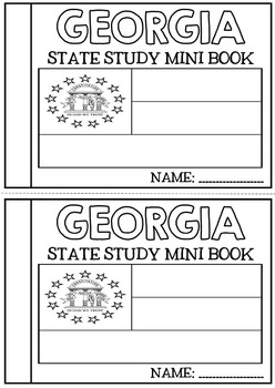 Georgia State Study - Facts and Information about Georgia