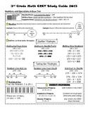Georgia 3rd Grade Math GA Milestones Study Guide