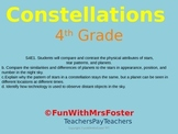Georgia 4th Grade Constellations PowerPoint