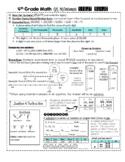 Georgia 4th Grade Math Milestones Study Guide Grade 4 GA