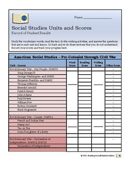 Georgia 4th-Grade Social Studies - Pacing Guide