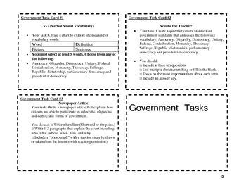 Georgia (6th and 7th Grade Social Studies