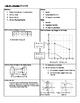 Georgia 8th (Eighth) Grade Mathematics Final Review (part 2) - Common Core