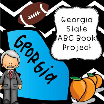 Georgia ABC Book Research Project
