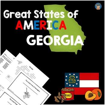 Georgia Activity Packet