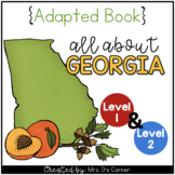 Georgia Adapted Books (Level 1 and Level 2) | Georgia Stat