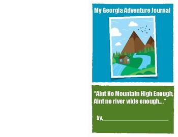Georgia Adventure Book