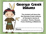 Georgia Creek Indian Unit