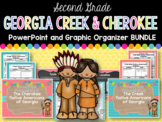 Georgia Creek and Cherokee Native American BUNDLE