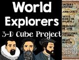 Georgia Explorers Cube Project- 3rd Grade