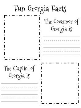 Georgia Facts Book