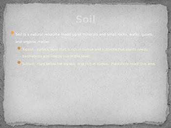 Georgia Farming and Soil