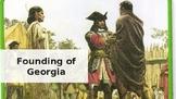 Georgia Founders Web Quest