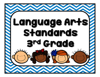Georgia (GSE) Language Arts Standards Third Grade