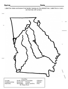 Georgia Geography Review