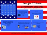 Georgia Government Trivia-Levels, Branches, Duties, Leaders