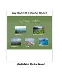 Georgia Habitat Choice Board