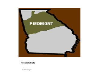 Georgia Habitat Flashcards
