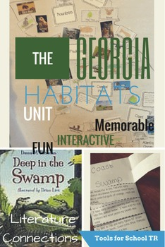 Georgia Habitat Learning Kit