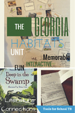 Georgia Habitats, georgia science, third grade science, ha