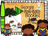 Georgia Habitat Booklet: THIRD GRADE