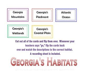 Georgia Habitat Review