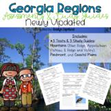 Georgia Habitats Assessment Pack
