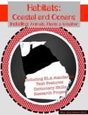 Georgia Habitats - Coastal and Oceans