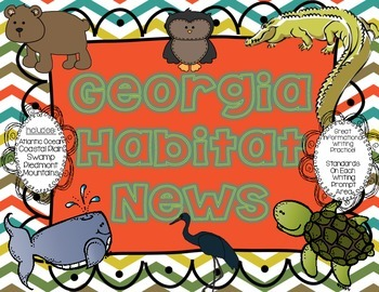 Georgia Habitats News: From the Mountains to the Sea!