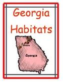 Georgia Habitats Packet