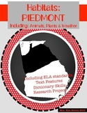 Georgia Habitats - Piedmont
