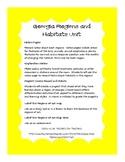 Georgia Habitats Regions Unit Notes Page Project Choice Bo