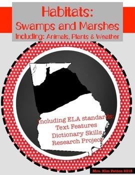 Georgia Habitats - Swamps and Marshes