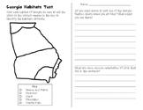 Georgia Habitats Test