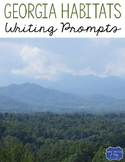 Georgia Habitats Writing Prompts