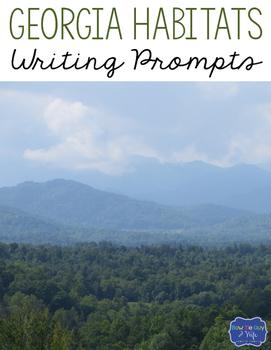 Georgia Habitats Writing Prompts
