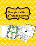 Georgia Habitats and OrganismS BUNDLE- 3rd Science