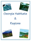 Georgia Habitats and Regions Reading Comprehension