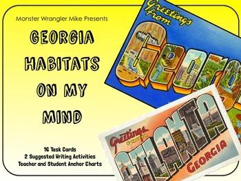 Georgia Habitats on My Mind: A Third Grade Resource for Standard S3L1