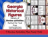 Georgia Historical Figures Review