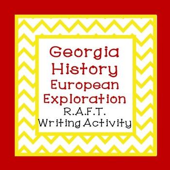 Georgia Studies-Georgia History European Exploration R.A.F