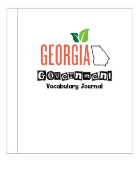 Georgia History: Government Unit Complete Bundle