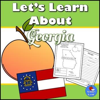 Georgia History and Symbols Unit Study