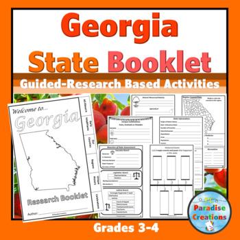 Georgia Interactive Notebook