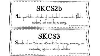 Georgia Kindergarten Science Standards